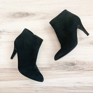 J. Crew Bellamy Suede Ankle Boots